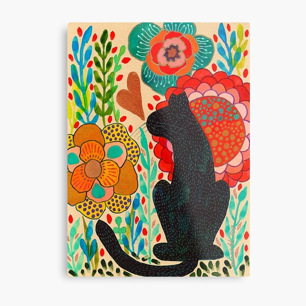 Sometimes My Love Is A Wild Thing Metal Print