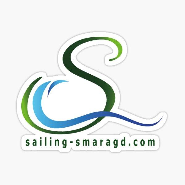 Single S Sticker