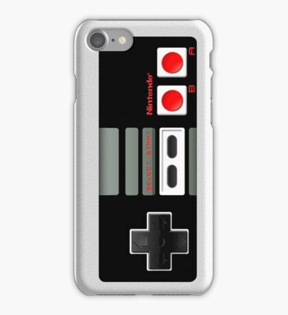 NIntendo 80s Controller iPhone Case