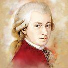 Wolfgang Amadeus Mozart von Bach4you