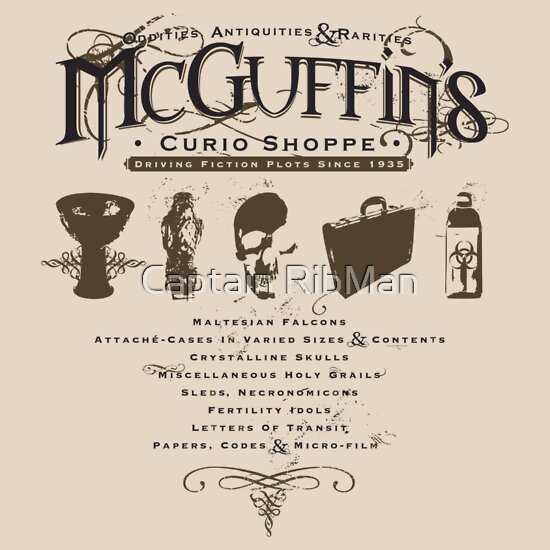 TShirtGifter presents: McGuffin's Curio Shoppe