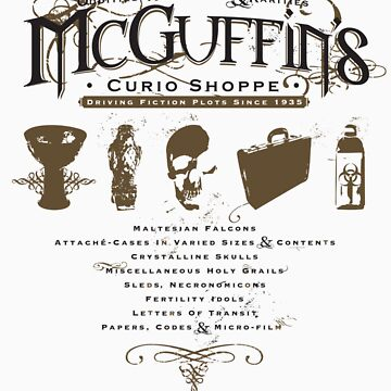McGuffin's Curio Shoppe by RibMan