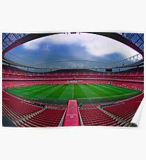 Emirates Stadium Poster