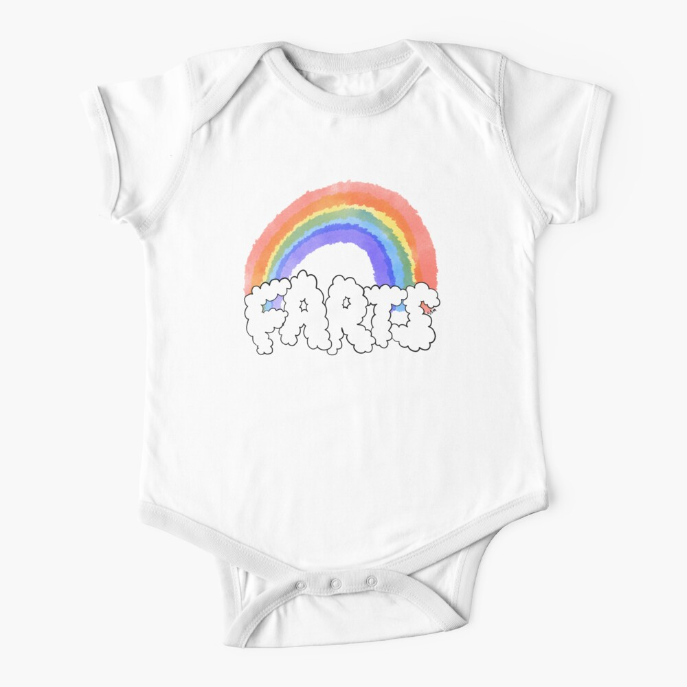 Farts Baby One-Piece