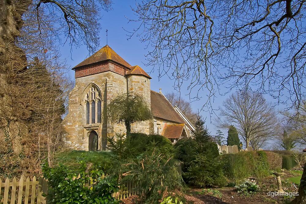 Church of St.Michael, Penhurst, East Sussex by dgbimages