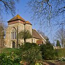 Church of St.Michael, Penhurst, East Sussex by dgbimages