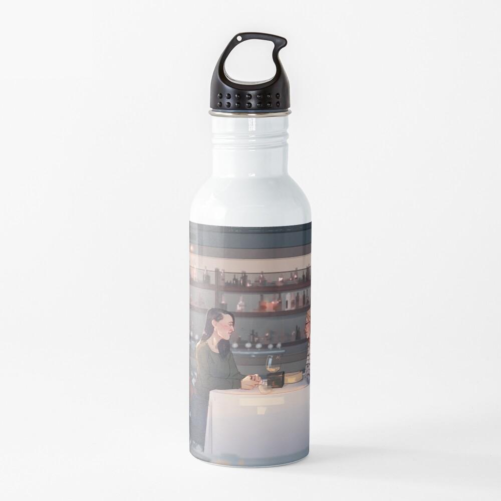 lunch date Water Bottle