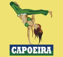 Capoeira Batizado Girl Version