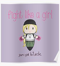 Fight Like a Girl - General Poster