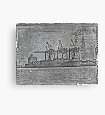Loading Canvas Print