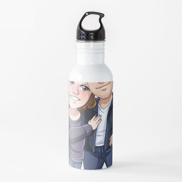 Skyler & Aiden From Never Trust a Porn Star Water Bottle