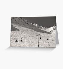 Tortin Greeting Card