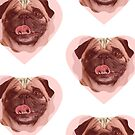 Pugs by jollification