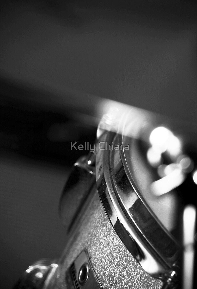 Deep Shimmer by Kelly Chiara