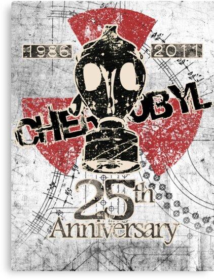 CHERNOBYL 25th ANNIVERSARY REMEMBRANCE  by Jaime Cornejo
