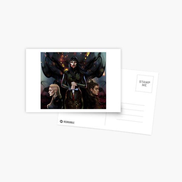 the nevernight chronicle  Postcard