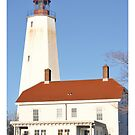 Lighthouse and museum, Sandy Hook by jaeepathak