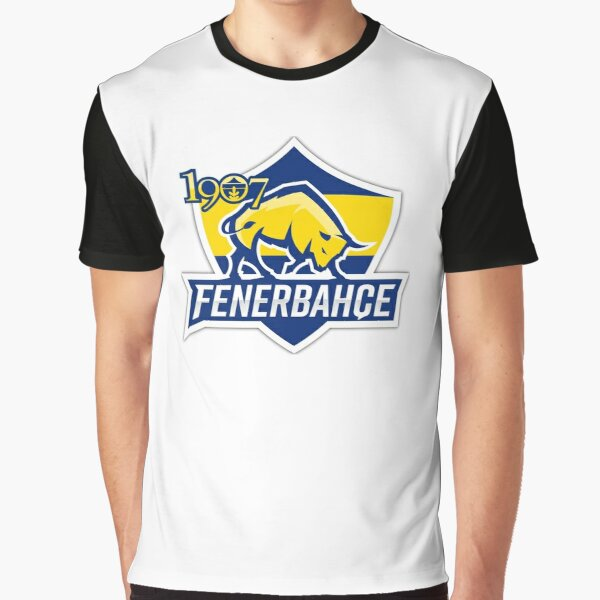 Fenerbahce New Logo (Unofficial) Graphic T-Shirt