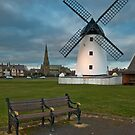 Windmill at Lytham St. Annes by Stephen Liptrot