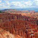 Bryce Canyon Utah by Martina Fagan