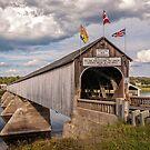 Hartland Covered Bridge by PhotosByHealy