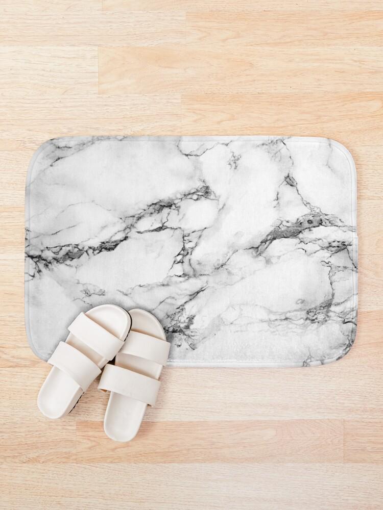 Alternate view of Marble Bath Mat