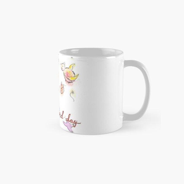 Happy bird-day Classic Mug