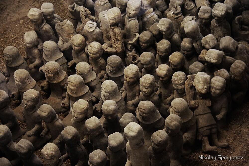 you still go to war?  2 by Nikolay Semyonov