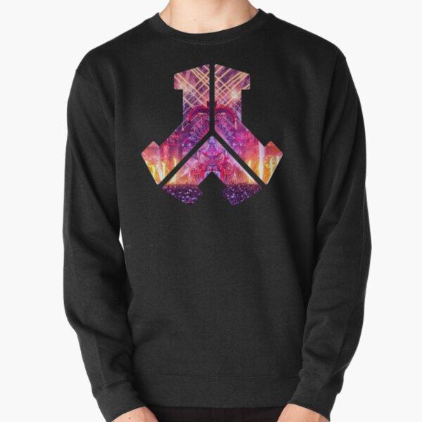 Defqon.1 logo   Mainstage Print Pullover Sweatshirt