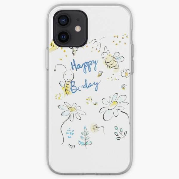 Happy B-day! iPhone Soft Case
