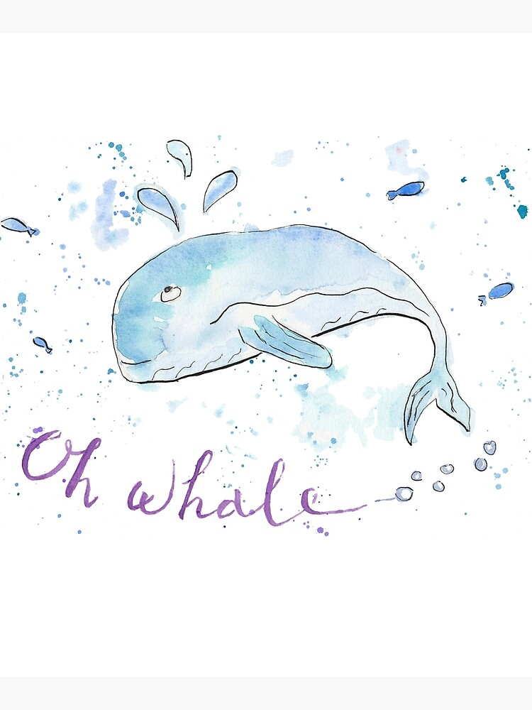 Oh whale... by yanak