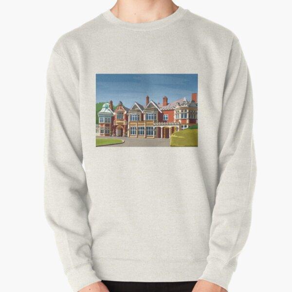 Bletchley Park Pullover Sweatshirt