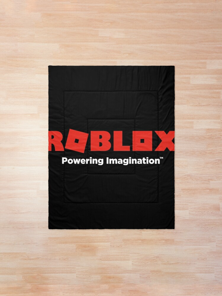 Gift Roblox Throw Pillow By Greebest Redbubble Gift Roblox Comforter By Greebest Redbubble