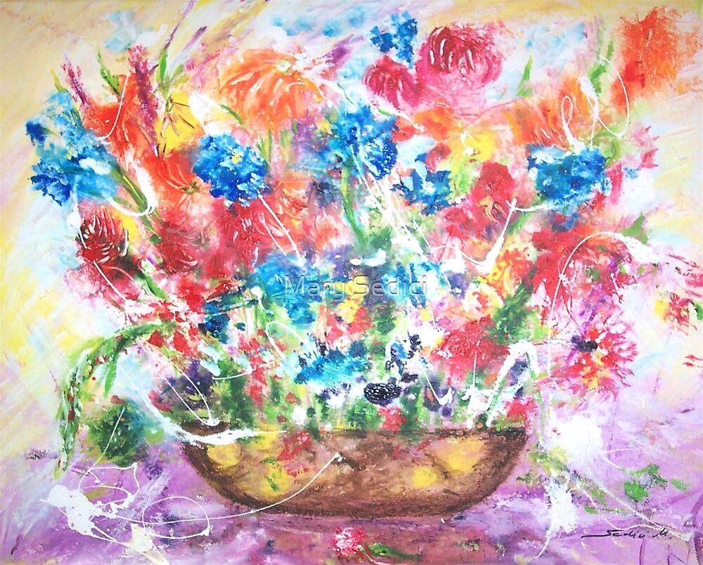 Spring Symphony  by Mary Sedici