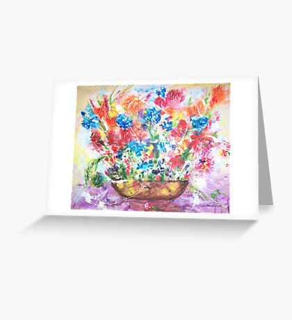 Spring Symphony  Greeting Card