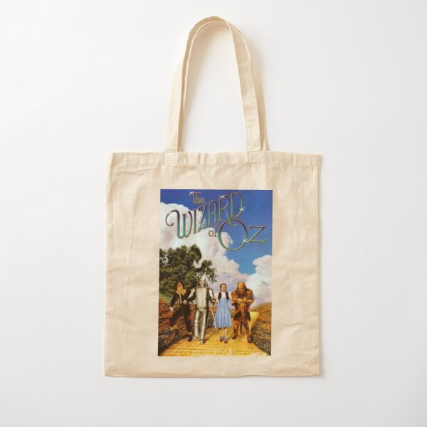 The Wizard of Oz Cotton Tote Bag