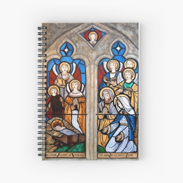 The Reason for the Season Spiral Notebook