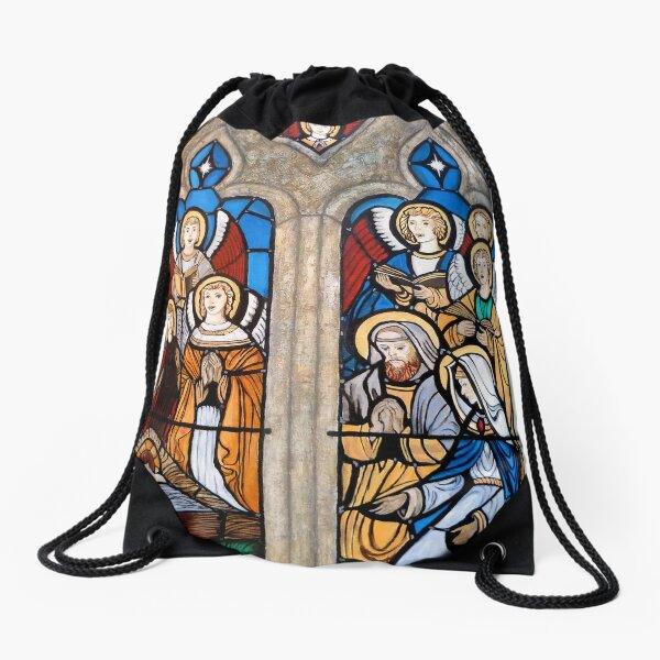 The Reason for the Season Drawstring Bag