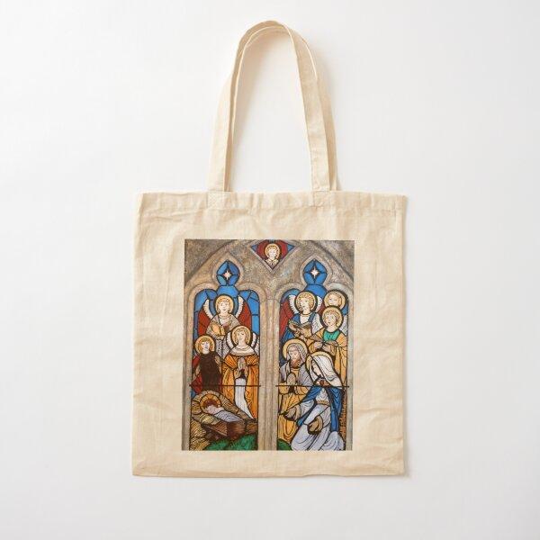 The Reason for the Season Cotton Tote Bag