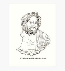 Adrien Allmer Catalogue Sommaire des Musées de la Ville de Lyon 1887 0015 Art Print