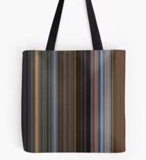 Moviebarcode: Apocalypse Now (1979) [Simplified Colors] Tote Bag