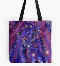 Twilight in the Faery Forest Tote Bag