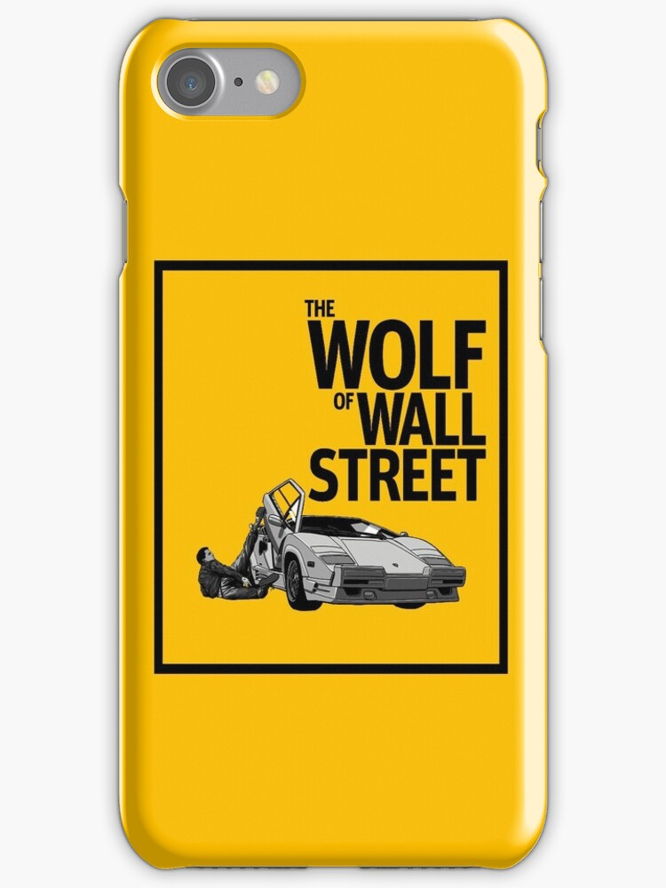 the wolf of wall street lamborghini countach iphone cases s. Black Bedroom Furniture Sets. Home Design Ideas