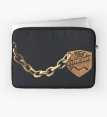 Judge Dredd Badge Laptop Sleeve