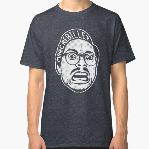 "Marc Rebillet ""Shout Head"" (For Dark Color Apparel) Classic T-Shirt"