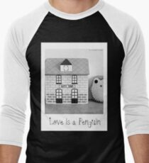 'Love is a Penguin' second sister T-Shirt