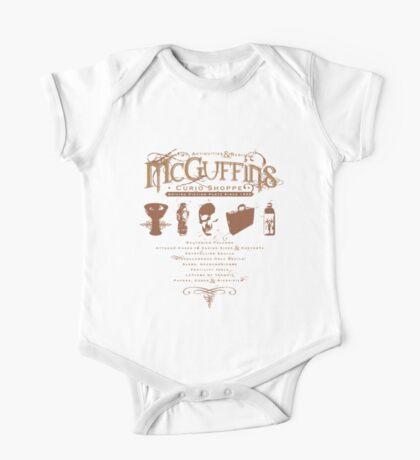 McGuffin's Curio Shoppe - (for Dark Shirts) Kids Clothes