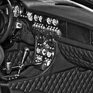 Spyker Interior by barkeypf