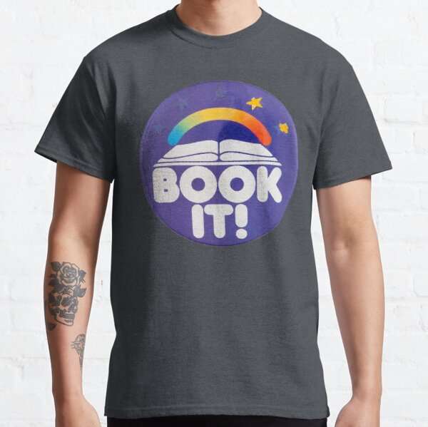 BOOK IT Classic T-Shirt