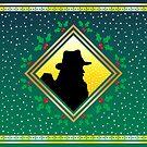Cole Hawlings Wildwood Green Fresco by Hypnogoria
